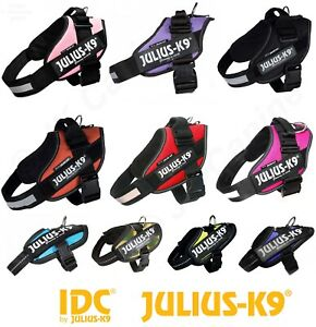 JULIUS K9® IDC POWER HARNESS STRONG & REFLECTIVE DOG PUPPY HARNESSES