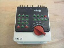 Märklin digital 6021 control unit ohne OVP H53