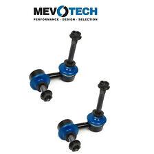 Pair Set 2 Front Stabilizer Bar Link Kits Mevotech For Infiniti FX35 FX50 09-11