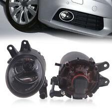 Premium Fog Lights Replacement for 2000-2006 Audi A4 B6 Clear Lens L + R Pair