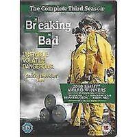 Breaking Bad Stagione 3 Nuovo DVD Region 2