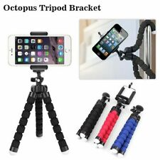 X100 Pcs Mini Tripod Flexible Octopus Holder Stand Mount for Cell Phone-Camera