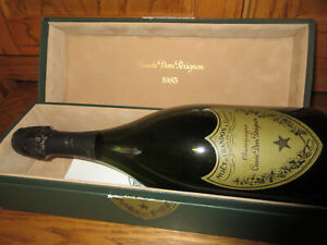 1985 Cuvee Don Perignon Display Bottle with Box