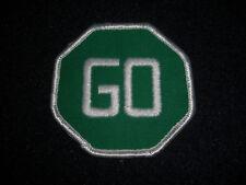 GO Patch Vintage 1960's