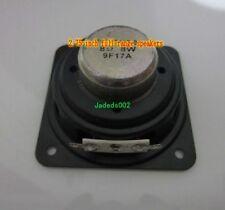 """2pcs 2.75"""" inch 70MM 8Ohm 8Ω 8W square speaker Loudspeaker Audio Parts"""