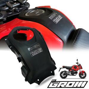 GENUINE PART FUEL TANK COVER TANK OIL TRIM BLACK FIT HONDA GROM125 MSX SF 2020