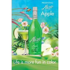 Alize Apple Poster 24 By 36 Inch