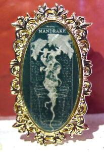 Harry Potter Pin  Wizarding World Mandrake Pin