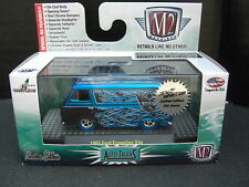 M2 Machines 1965 Ford Econoline Van 1 of 492 Made Limited Edition 1/64 Diecast