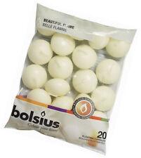 Bolsius Medium Candles & Tea Lights