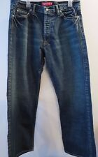 Supreme Jeans - Size 34 - 5 Button VINTAGE