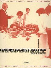 L'obiettivo dell'arte di Buby DURINI. Charta 1997