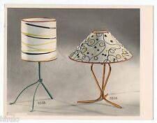 C705 Photographie ancienne vintage Luminaire Tinted pic colorisé Lampe