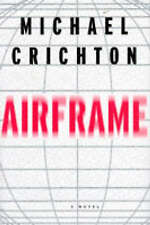 Airframe by Michael Crichton (Hardback, 1996) FREE DELIVERY TO AUS