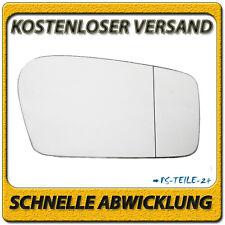 Spiegelglas für LANCIA ZETA 1995-06/2002 rechts Beifahrerseite asphärisch