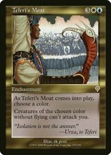 MAGIC THE GATHERING - INVASION - TEFERI'S MOAT X4 - NrMt