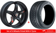 Mini Lenso Aluminium Wheels with Tyres