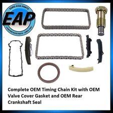 For VW Golf Jetta Passat Corrado OEM Engine Timing Chain Kit w/Gaskets NEW