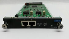 4 in Stock -- BRI2 KX-NCP1280 Panasonic Extention card