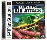 Army Men: Air Attack Collector's Edition - Playstation PS1