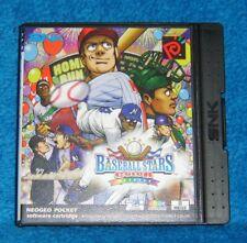 Neo Geo Pocket Color Game - Baseball Stars Color