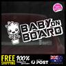 Baby Groot on Board 195x83mm Window Funny Decal Vinyl Sticker Dadlife Mumlife