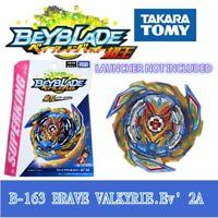 TAKATRA TOMY BEYBLADE BURST BOOSTER B-163 BRAVE VALKYRIE.Ev' 2A