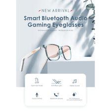 Audio Sunglasses Smart Bluetooth Wireless Open Ear Music Headset Glasses