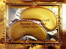 Collagen Gold Eye Mask Anti Wrinkle/Ageing - 1 Pair Of Premium Quality Pads