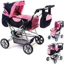 Bayer chic 2000 coches de muñecas Road Star gran muñecas niños carro furgonetas rosa