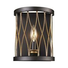 Tahoe 1-Light Rubbed Oil Bronze Sconce