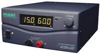 B-WARE SPS-9600 kräftiges Schaltnetzteil 1-15V DC regelbar / 60 Ampere
