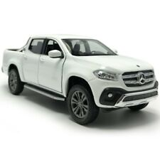 1:27 Scale X-Class Pickup Truck Model Car Diecast Vehicle Collection Gift White