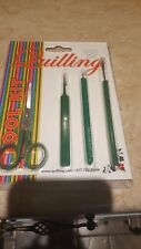 Buy1 Get1 Free 4-Pc. Quilling/Jewelry Scissors/Quilling/Tweezer/Piercing  tool.