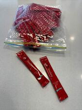 Skittles To Go Water Mix Powder Red Strawberry 23 Packs