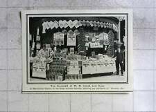1905 Bookstall Of Wh Smith And Sons Marylebone Station