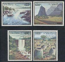 LAOS N°1000/1003** Tourisme, 1991 Tourisme Sc#1028-1031 MNH