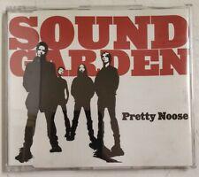 Soundgarden Pretty Noose Cd-Single Alemania 1996