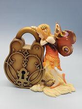 "Butterfly Fairies Country Artists ""Secret Keeper � Fairy Figurine"
