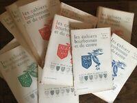 Las Libros Bourbonnais Lote 18 Revista Trimestralmente Poesía 1967-1974