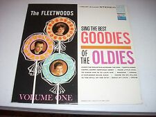 The FLEETWOODS Sing the Best Foodies of the Oldies LP Dolton 8011 VG+