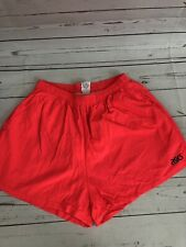 Vintage 80s Asics Neon Bathing Suit Size Large USA