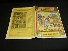 Golden Legacy Vol.15 Ancient African Kingdoms (O) 1972 Nm/Mt (9.6)
