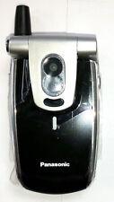 Panasonic x400 Unlocked Asian European Dual Band Small Sleek Flip Camera Phone.