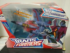Transformers Animated Voyager Class Starscream