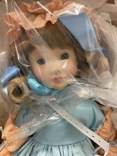Nwb Suzanne Gibson doll (Jill 3006 nursery rhyme edition) Vintage 16�