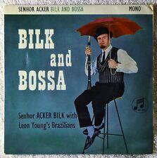 Senhor Mr Acker Bilk and Bossa Nova Brazilians 45 EP Jazz Latin NM UK Plays Nice