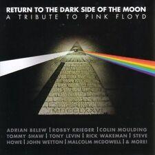 ~COVER ART MISSING~ Various Artists CD Tribute to Pink Floyd: Return to Dark Sid