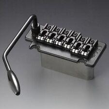Schaller 13060437 Tremolo 2000 Assembly, Black, 37mm Block, No Nut
