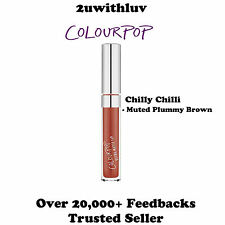 COLOURPOP ULTRA MATTE LIQUID LIPSTICK 100% AUTH FROM U.S. NIB CHOOSE YOUR SHADE
